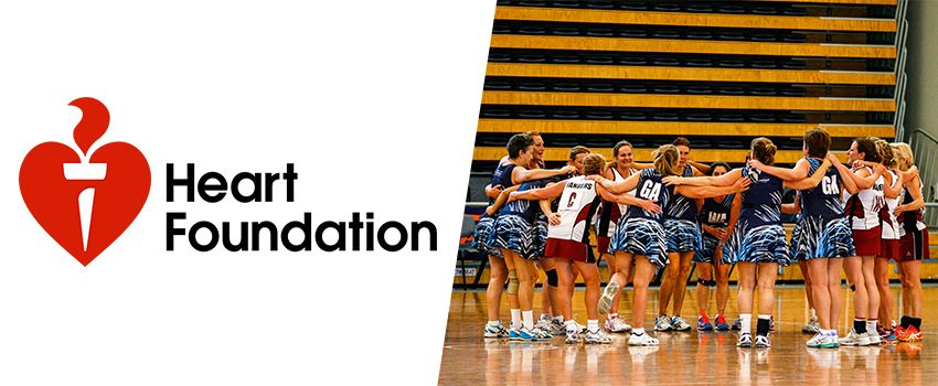 Heart Foundation committed to getting Games participants moving