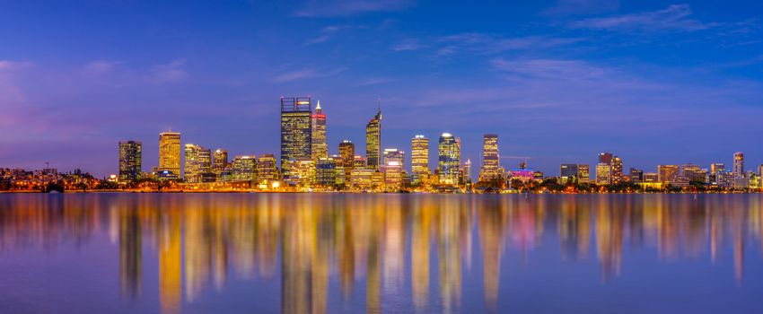 Get ready for Perth in 2021